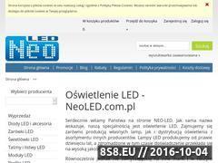 Miniaturka domeny www.sklep.neoled.pl
