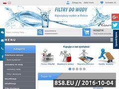 Miniaturka domeny www.sklep.osmoza.pl