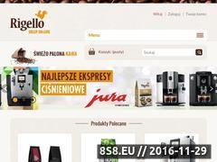 Miniaturka domeny sklep.rigello.pl