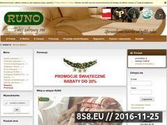 Miniaturka domeny www.sklep.runo.com.pl