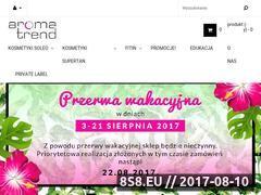 Miniaturka domeny sklep.soleo.pl