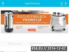 Miniaturka domeny sklep.technica.pl
