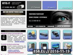 Miniaturka domeny sklep.vitis-it.pl