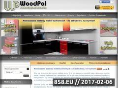 Miniaturka domeny www.sklep.woodpol.com.pl