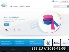 Miniaturka domeny sklep.zarys.com.pl