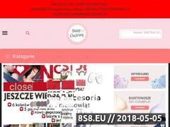 Miniaturka domeny sklepciazowy.com