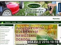 Miniaturka domeny www.sklepdaglezja.pl