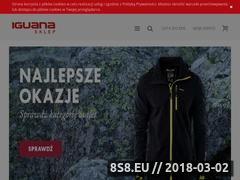 Miniaturka sklepiguana.pl (Buty trekkingowe - Iguana Group Sp. z o.o.)