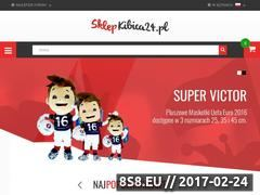 Miniaturka domeny sklepkibica2012.pl