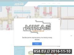 Miniaturka domeny sklepmikas.com.pl