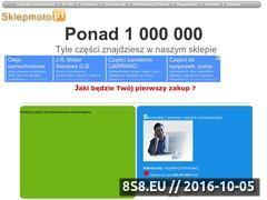 Miniaturka domeny www.sklepmoto.pl