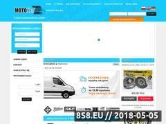 Miniaturka sklepmotonet.eu (Sklep z częściami samochodowymi online)