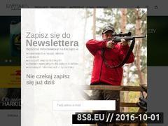 Miniaturka domeny www.sklepszostak.pl