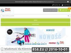 Miniaturka domeny sklepwyspaskarbow.com.pl