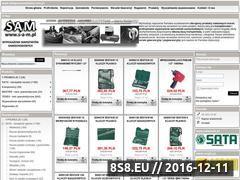 Miniaturka domeny www.sklepznarzedziami.com.pl