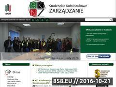 Miniaturka domeny www.sknz.pl