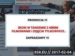 Miniaturka domeny www.skoczek.com.pl