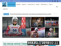 Miniaturka skokinews.com (Skoki narciarskie)