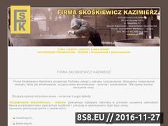 Miniaturka domeny skoskiewicz.waw.pl