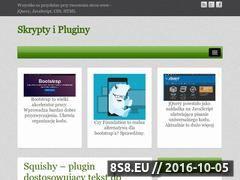 Miniaturka skrypty.serwisik.com (Skrypty przydatne do tworzenia stron WWW)