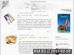 Miniaturka domeny www.skrzydlatywedrowiec.pl