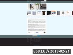 Miniaturka skrzynkipocztowe24.pl (Sprzedaż skrzynek na listy oraz sejfów)