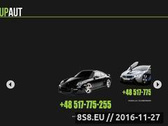 Miniaturka domeny www.skup-aut-24.pl