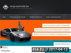 Miniaturka domeny skup-aut-lodz.eu