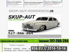 Miniaturka domeny www.skup-aut-pomorskie.ugu.pl