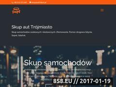 Miniaturka skup-aut-trojmiasto.pl (Skup aut osobowych na terenie Trójmiasta)