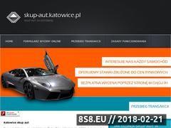 Miniaturka domeny skup-aut.katowice.pl