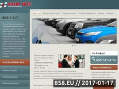 Miniaturka domeny www.skup-aut.wroclaw.pl