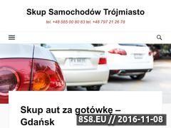 Miniaturka domeny skup-auto-trojmiasto.pl