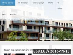 Miniaturka domeny skup-nieruchomosci-trojmiasto.pl