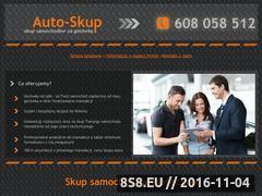 Miniaturka domeny skup-samochodow-piaseczno.net.pl