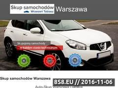 Miniaturka domeny skup-samochodow-warszawa.com.pl
