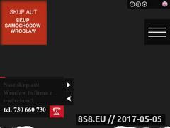 Miniaturka domeny skup-wszystkich-aut.pl