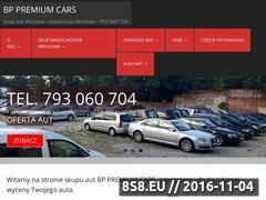 Miniaturka Skup aut, komis samochodowy we Wrocławiu (skupaut-wroclaw.pl)