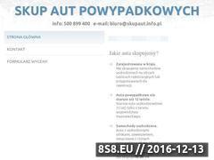 Miniaturka domeny skupaut.info.pl