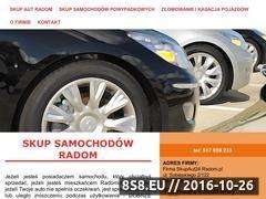 Miniaturka domeny skupaut24.radom.pl