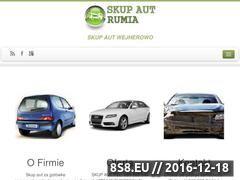 Miniaturka Skup samochodów (skupautpomorskie1.pl)