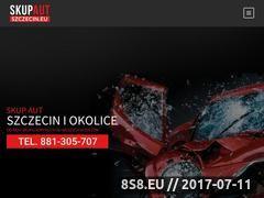 Miniaturka skupautszczecin.eu (Skup aut za gotówkę)