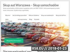 Miniaturka domeny skupautwarszawa24.com
