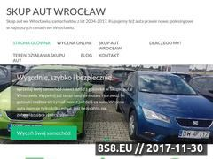 Miniaturka skupautwroclaw.pl (Skup aut Wrocław)