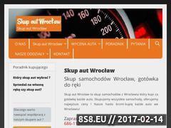 Miniaturka Skup aut we Wrocławiu (skupautwroclaw24.pl)