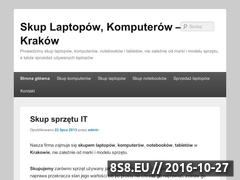 Miniaturka domeny skuplaptopow.warsztatit.pl
