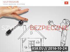 Miniaturka domeny skupmieszkania.pl