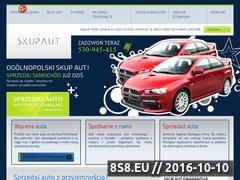 Miniaturka domeny www.skupsamochodow.info