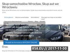 Miniaturka skupsamochodowwroclaw24.pl (Skup samochodów za gotówkę Wrocław)