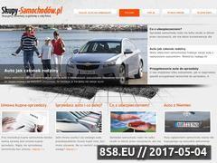 Miniaturka domeny www.skupy-samochodow.pl